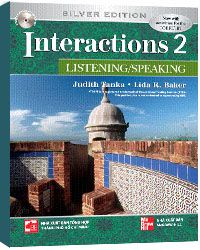 INTERACTIONS 2 - LISTENING/SPEAKING